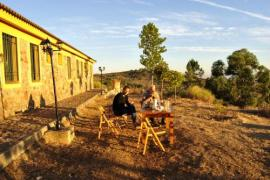Albergue El Pericuto casa rural en Aliseda (Cáceres)