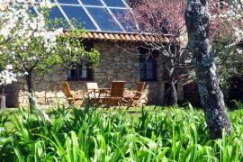 El Jardin del Convento casa rural en Hervas (Cáceres)