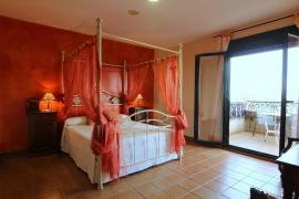 Hotel Rural Hojaranzos casa rural en Tejeda De Tietar (Cáceres)