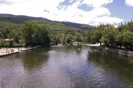 Piscinas Naturales en Parque Natural,  Jerte