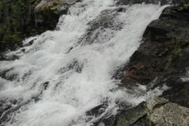 Puente Mayo. Jerte. Parque Natural. Cascadas.