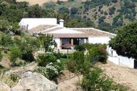 Huerta Lagarin casa rural en Montecorto (Málaga)