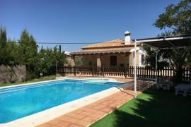 El Prado casa rural en Olvera (Cádiz)