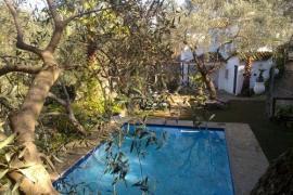 Huerta Bocaleones casa rural en Zahara De La Sierra (Cádiz)