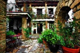 Posada La Casa Grande casa rural en Jimena De La Frontera (Cádiz)