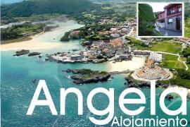 Alojamiento Angela casa rural en Isla (Cantabria)