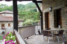 Apartamentos Nevandi casa rural en Espinama (Cantabria)