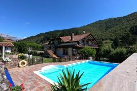 Apartamentos Valverde casa rural en Potes (Cantabria)