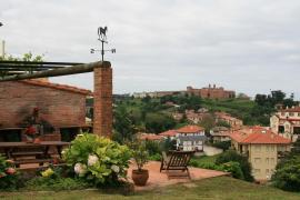 Casa Luisa casa rural en Comillas (Cantabria)