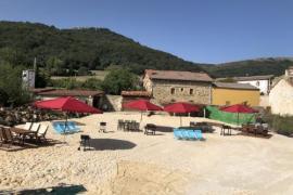 Ultima hora casa rural para 8 PAX 160€/NOC