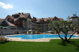 Gran Hotel Puente Viesgo casa rural en Puente Viesgo (Cantabria)
