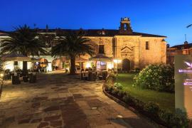 Hotel Palacio Los Guardeses de Solares casa rural en Solares (Cantabria)