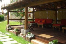 La Casona de San Pantaleon de Aras casa rural en Voto (Cantabria)