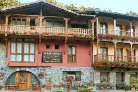 PeÑas Arriba casa rural en Lon (Cantabria)