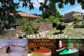 Aldea Ecorural casa rural en Vilar De Canes (Castellón)