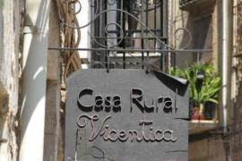 Casa Vicentica casa rural en La Jana (Castellón)