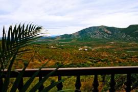 Mas D´Albalat casa rural en Los Rosildos (Castellón)