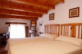 Mas De Sant Pau casa rural en Albocacer (Castellón)