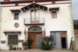 Mas Vell casa rural en Cati (Castellón)