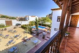 Hotel Casa Palacio Santa Cruz de Mudela casa rural en Santa Cruz De Mudela (Ciudad Real)