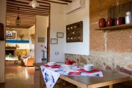 La Huerta El Bao casa rural en Alhambra (Ciudad Real)