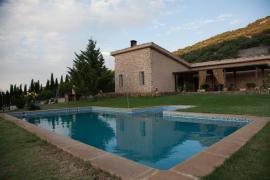 Las Madroñas casa rural en El Robledo (Ciudad Real)