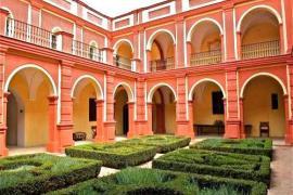 Hotel Monasterio de San Francisco casa rural en Palma Del Rio (Córdoba)