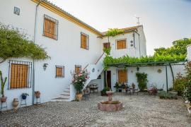 Cortijo El Romeral casa rural en Lucena (Córdoba)