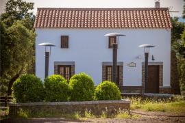 Parque San Martín casa rural en Añora (Córdoba)