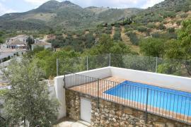 Sierra Alcaide casa rural en Zagrilla Alta (Córdoba)