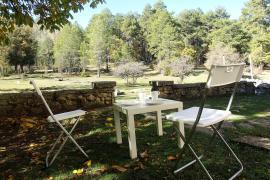 Aptos. Rurales El Cerviñuelo casa rural en Las Majadas (Cuenca)