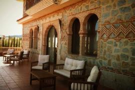 Alborada Riad casa rural en Puebla De Almenara (Cuenca)
