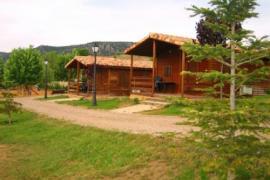 Cabañas Fuente del Arca casa rural en Cañamares (Cuenca)