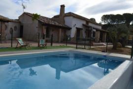 Casa Rural Finca Los Olivos casa rural en El Picazo (Cuenca)