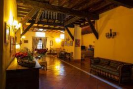 Hospedería La Venta casa rural en Casas De Los Pinos (Cuenca)