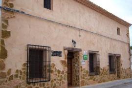 Las Tejas casa rural en El Picazo (Cuenca)