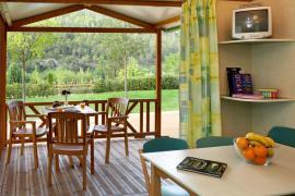 Bassegoda Park casa rural en Albanya (Girona)