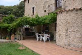 Ca L´Ánima casa rural en Cornella Del Terri (Girona)