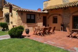 Ca La Caputxeta casa rural en Castello D´ Empuries (Girona)
