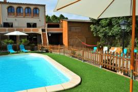 Ca L´Esclop  casa rural en Vilaur (Girona)
