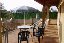 Cal Ferrer casa rural en Torroella De Fluvia (Girona)
