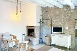 Cal Nou 9 casa rural en Corça (Girona)
