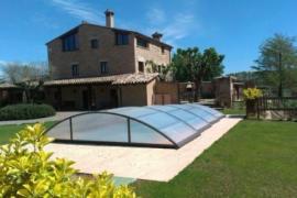 Can Barrera casa rural en Cornella Del Terri (Girona)