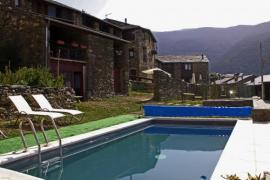 Can Bonada casa rural en Queralbs (Girona)