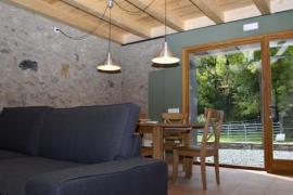 Can Camps Les Teules casa rural en Ogassa (Girona)