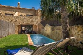 Can Caranta casa rural en Pals (Girona)