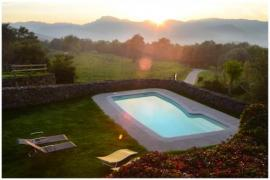 Can Casamitjana casa rural en Olot (Girona)