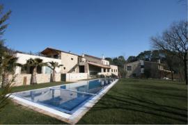 Can Clotas casa rural en Cistella (Girona)
