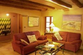 Can Coll casa rural en Garriguella (Girona)