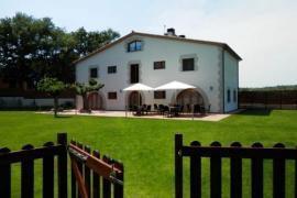 Can Dellonder casa rural en Vilobi D´ Onyar (Girona)